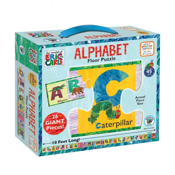 World of Eric Carle Alphabet Floor Puzzle