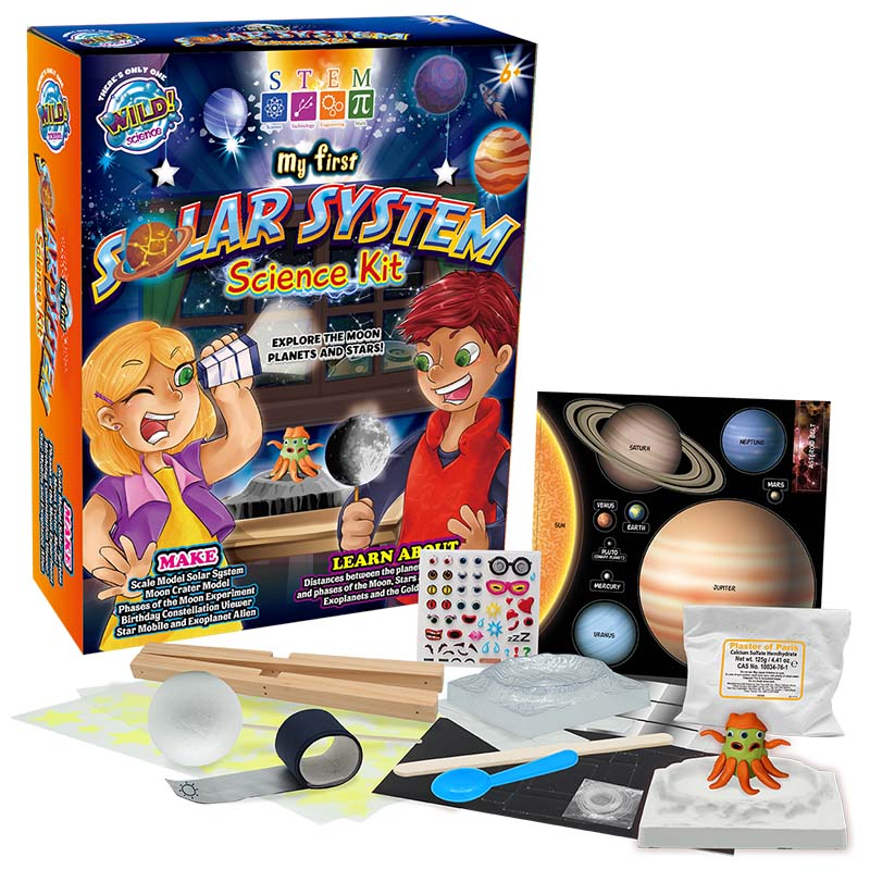 My First Solar System Science Kit