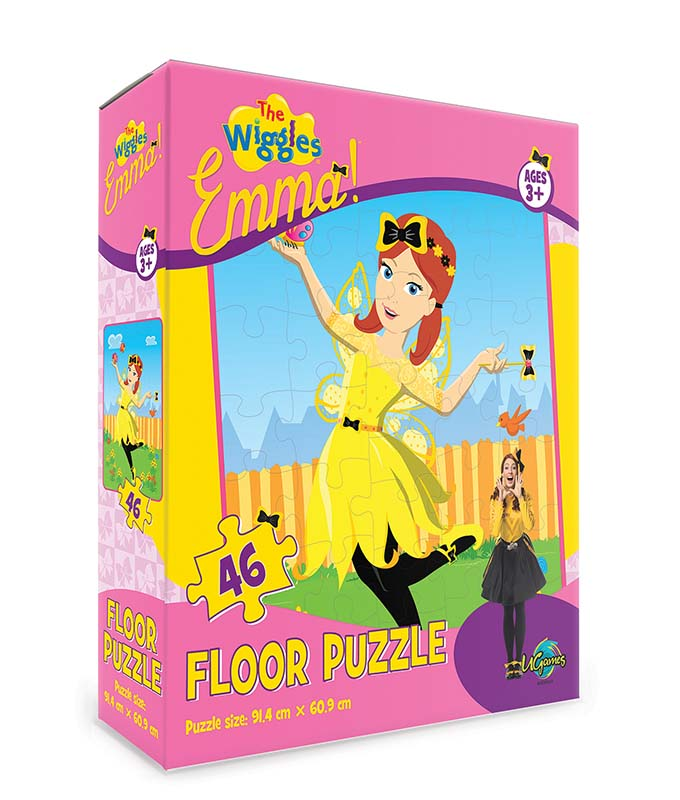 The Wiggles® Emma™ 46pc Floor Puzzle