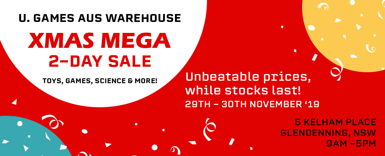 Christmas Warehouse Sale