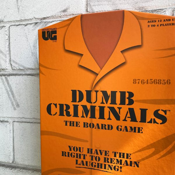 Dumb Criminals