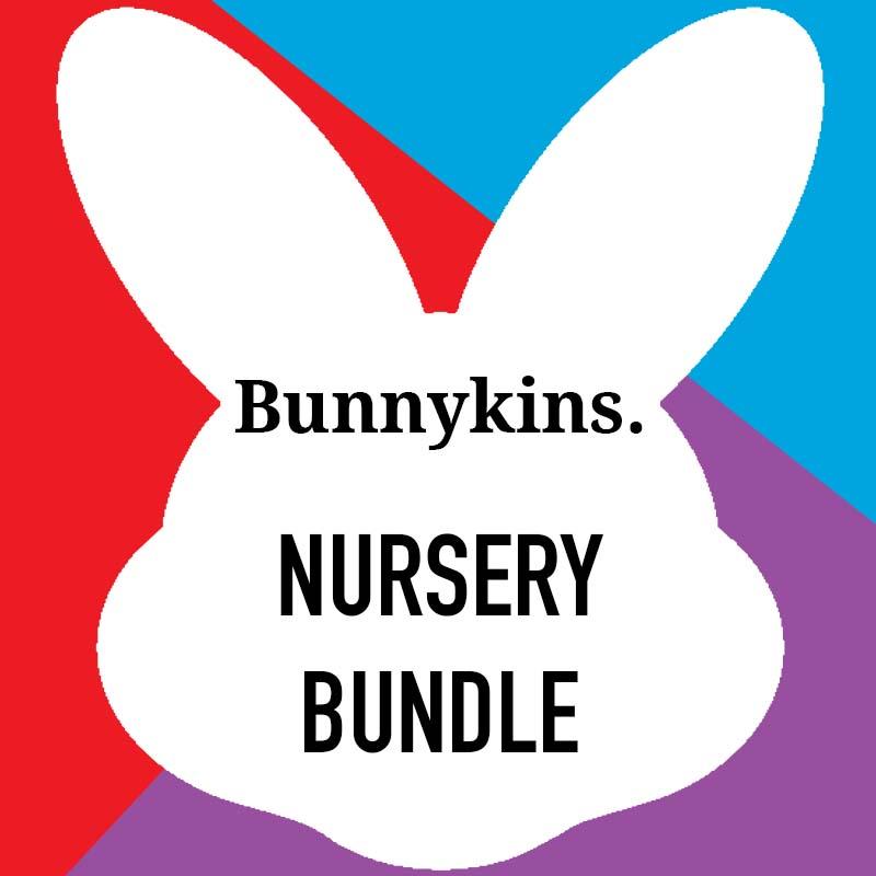 Bunnykins Nursery Bundle
