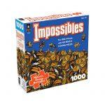Impossibles Butterflies 1000pc Puzzle