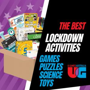 The Best Lockdown Activities